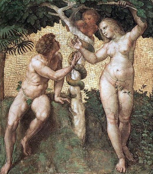 Obras de arte que retrataron el gran pecado original: la triste historia de Adán…