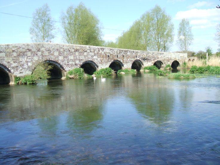 crawford bridge spetisbury - Google Search