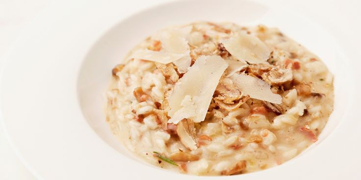 This is a risotto recipe with a difference as it is from Theo Randall and is made using chestnuts – with a sprinkle of parmesan it will transport you to Italy