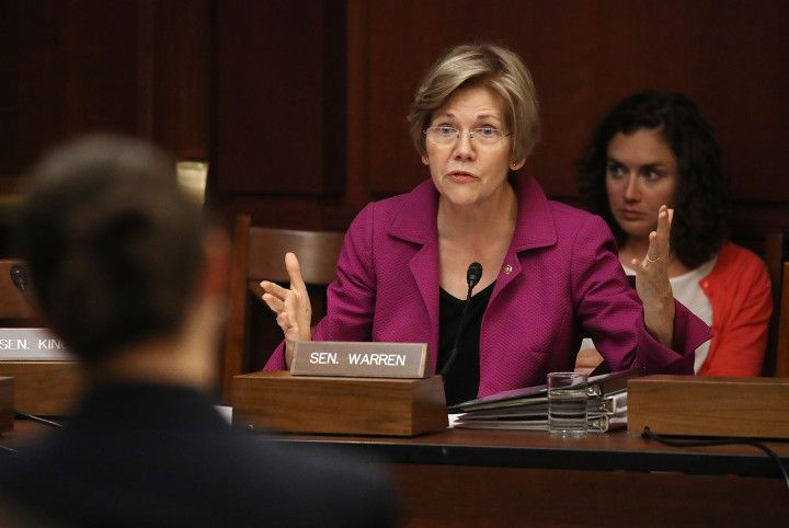 New top story from Time: Mahita GajananYou Should Be Fired. Elizabeth Warren Slams Wells Fargo CEO Over Fake Accounts http://time.com/4967438/wells-fargo-ceo-elizabeth-warren/| Visit http://www.omnipopmag.com/main For More!!! #Omnipop #Omnipopmag