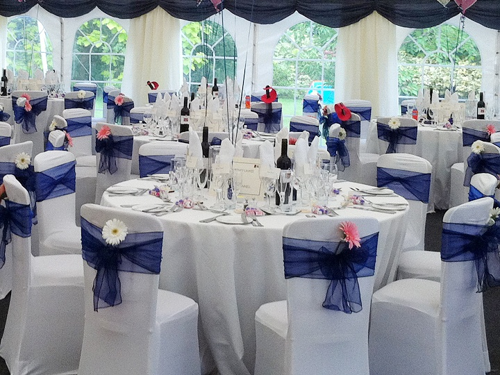 Looking for practical advice on how to decorate a wedding ...