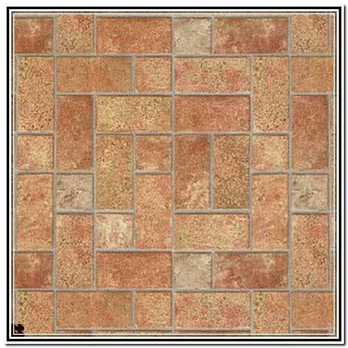 Take A Peek At This Gallery Of Linoleum Flooring Ideas: Armstrong Brick Vinyl Flooring