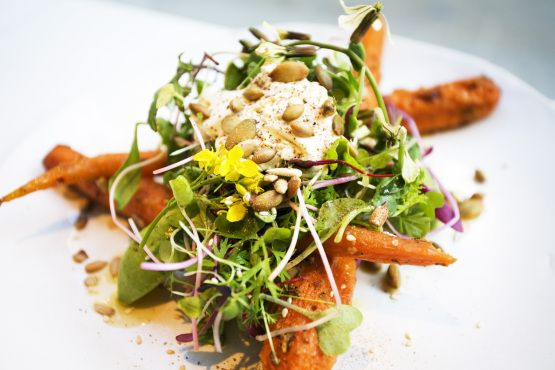 BEST SALAD IN NYC: ABC Kitchen