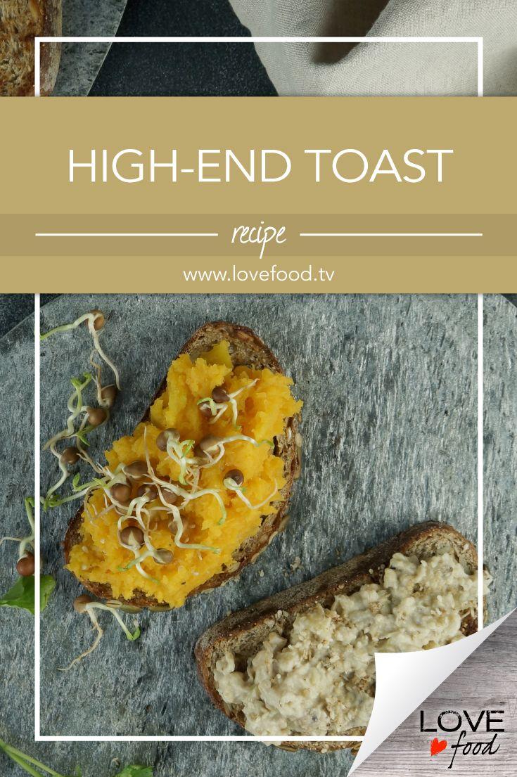 High-End Toast
