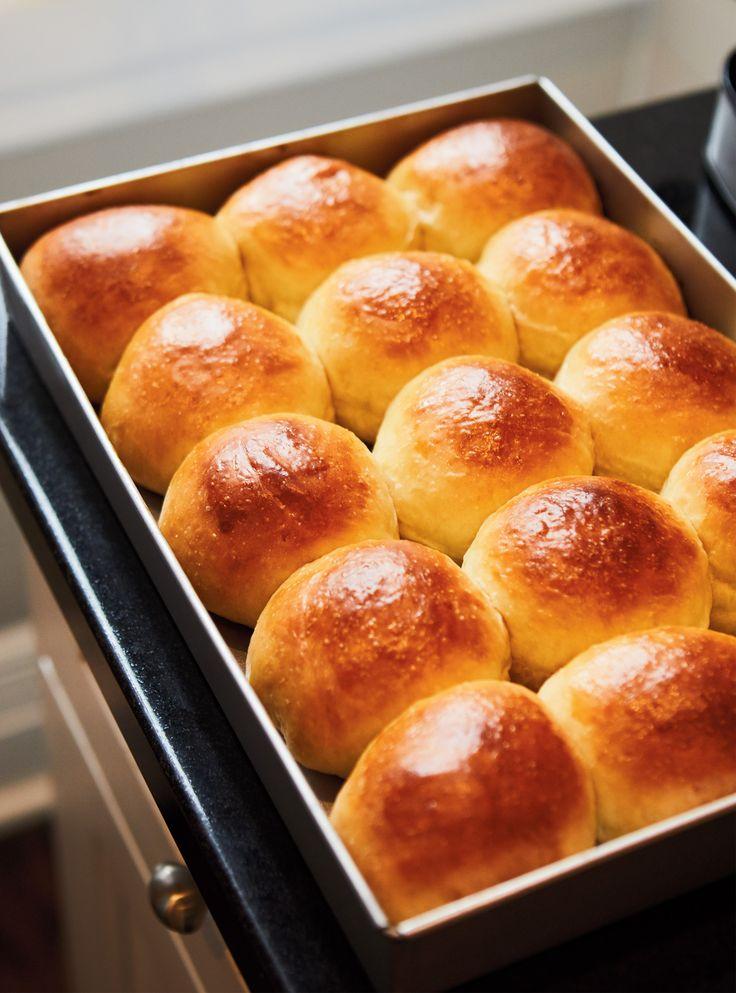 Recette de petits pains hawaïens de Ricardo