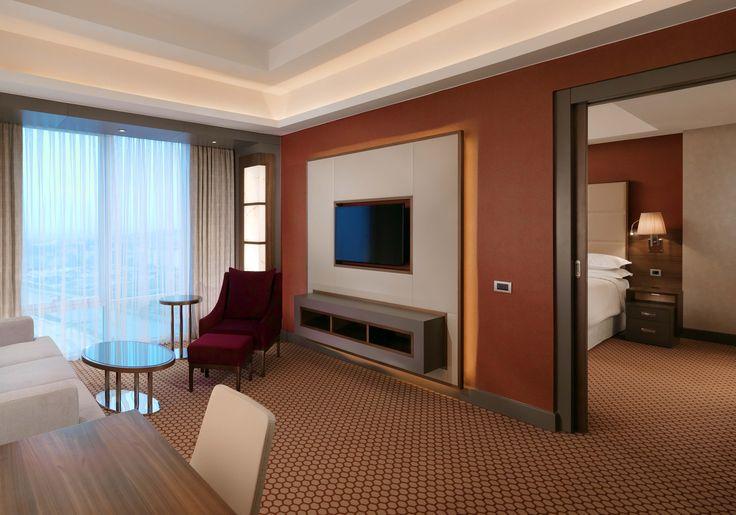Sheraton Bursa'da süit konforunu doyasıya yaşayın..   Experience the suite comfort in Sheraton Bursa..   #sheratonbursa #sheratonsuite