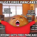 Free Pancakes At IHop March 8,2016 - http://www.couponoutlaws.com/free-pancakes-at-ihop-march-82016/