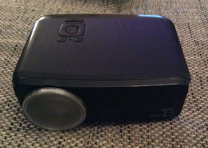 TEC.BEAN - HD Beamer - beweglicher Mini Projektor