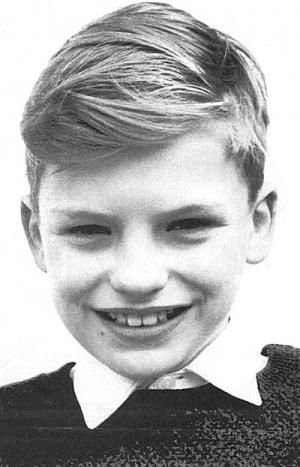 Sting from the Police ~ child photo