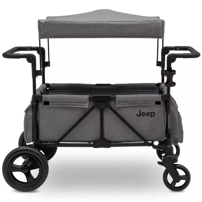 Jeep Wrangler Stroller Wagon with Included Car Seat ...