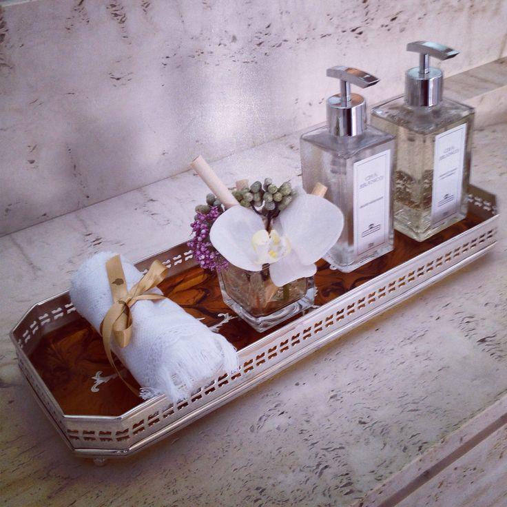 bandeja de lavabo instagram einteriores pinterest. Black Bedroom Furniture Sets. Home Design Ideas