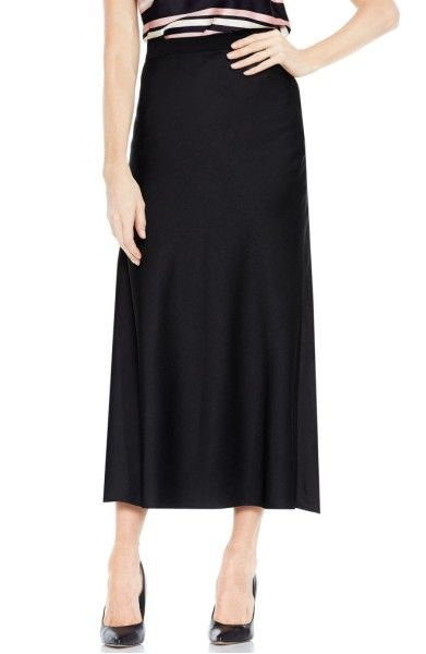 Main Image - Vince Camuto Trumpet Skirt