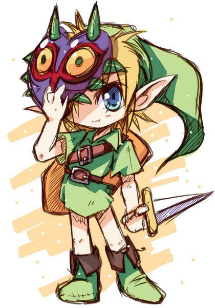 Nooooooo, Link! Don't do it!