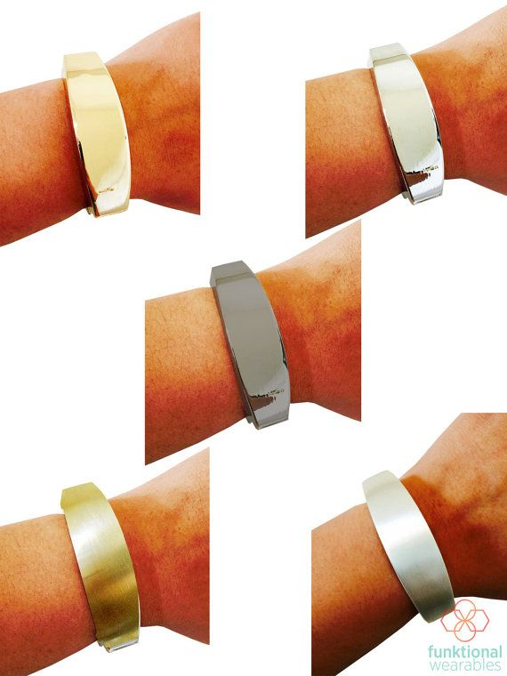 how to open fitbit bangle bracelet