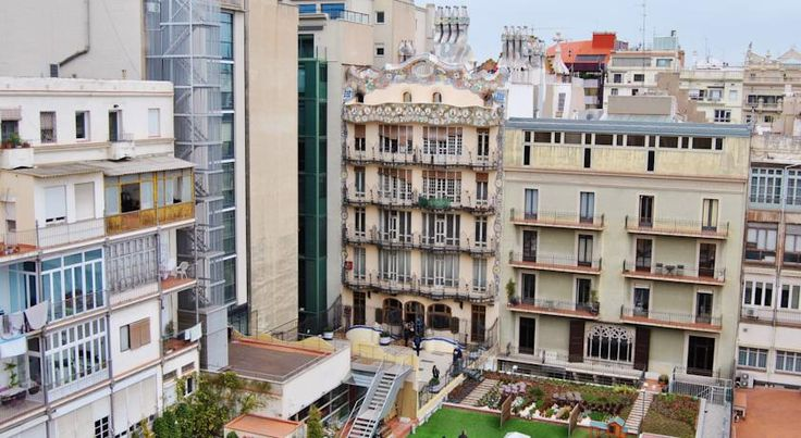 Booking Barcelone Appartement