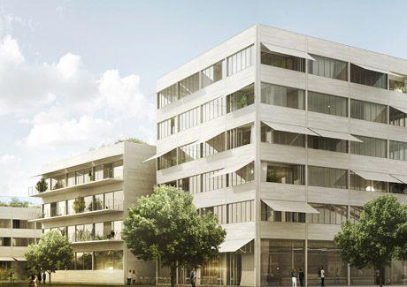 Oscar Properties : Brofästet #oscarproperties facade, stockholm, architecture, garden, djurgården