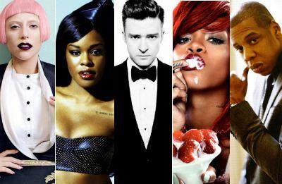 CD novo de Beyoncé terá Gaga, Azealia, Timberlake, Rihanna e Jay-Z?