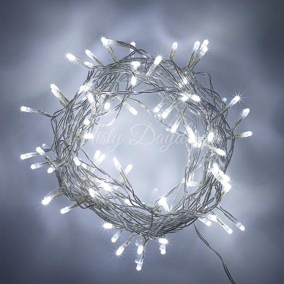 LED String Fairy Lights Battery Operated String Lights Warm