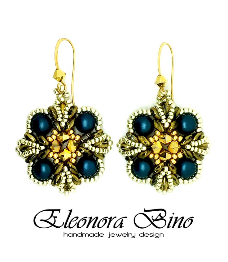14 best My Jewelry Creations - Earrings | Orecchini images on ...