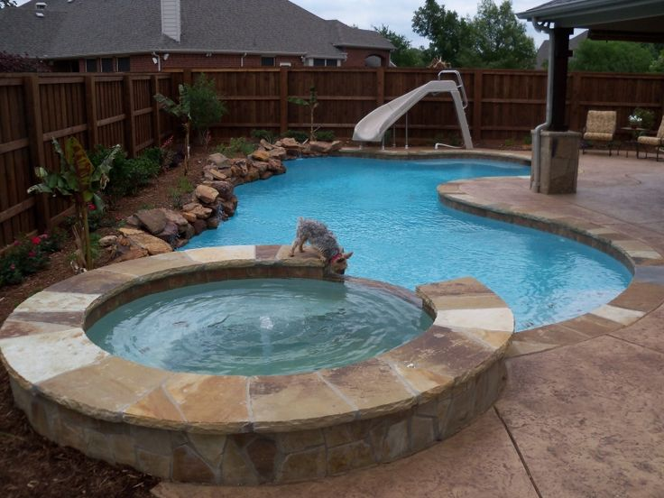 Outdoor Living Pool And Patio : 17 Best images about Pools on Pinterest  Gunite pool ...