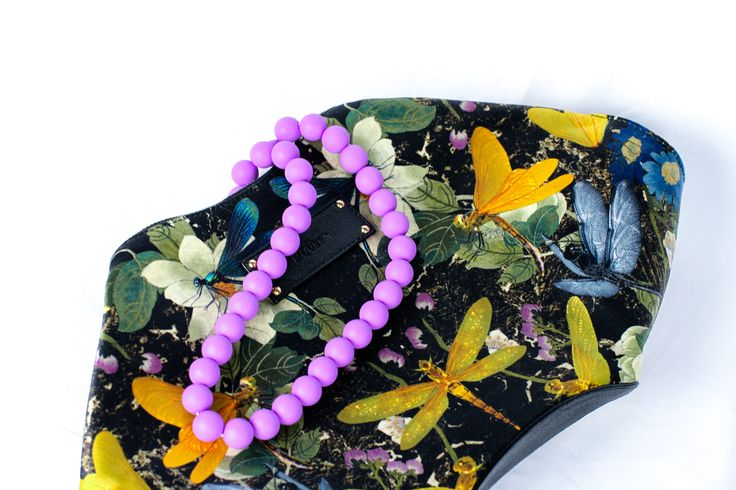 Gummy Wears Chewellery - Necklace in Beautyberry