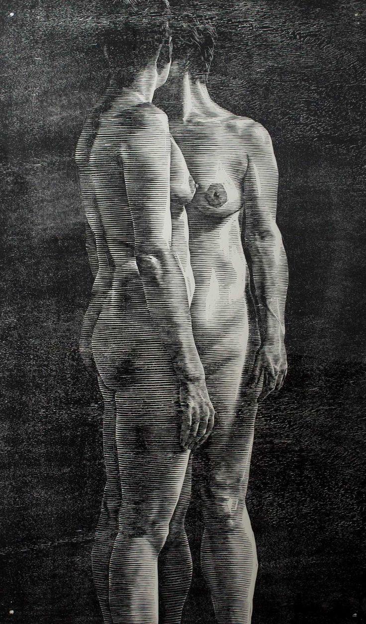 Untitled Figure Study - Sam Harrison