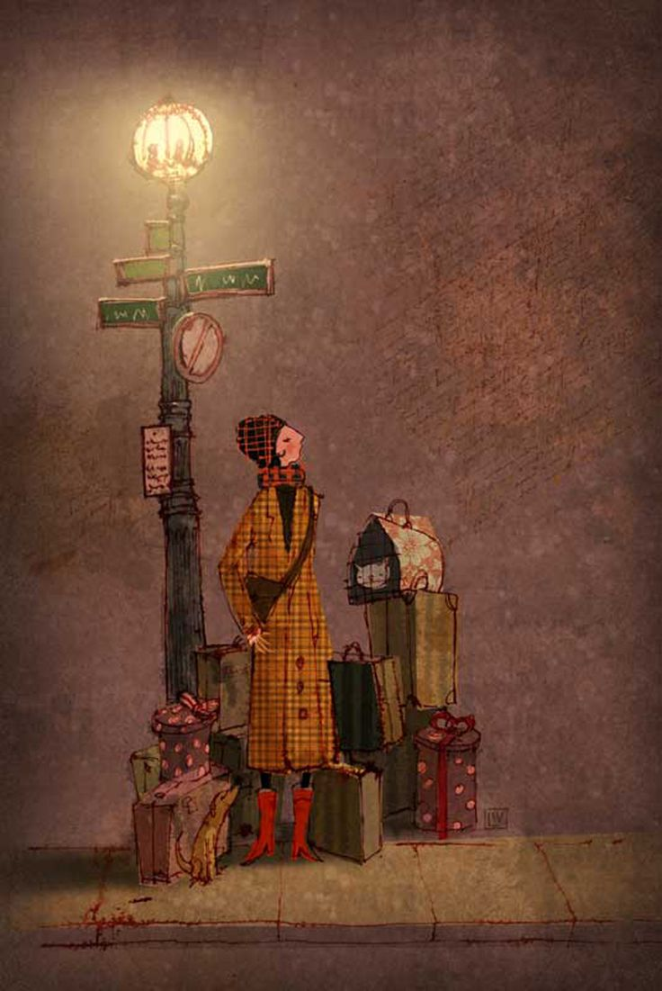 by Lee White: Inspiration, Illustrations, Artwork, Color, Image, Illustration Art, Lee White, Beautiful Illustrations