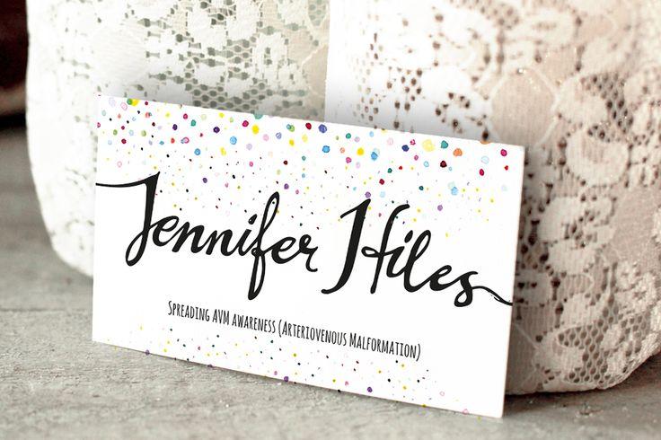AVM Awarness. Help Jennifer Hiles! https://www.gofundme.com/jenniferhiles #Grafikdesign   #grafiker   #grafikdesigner    #visitenkarte   #visitenkarten    #avmawarness   #jenniferhiles   #köln   #porz   #wahn   #printdesign   #mediendesign   #mediengestalter   #mediadesign   #lettering   #handletter   #handletters   #handlettering    www.dy-grafikdesign.de