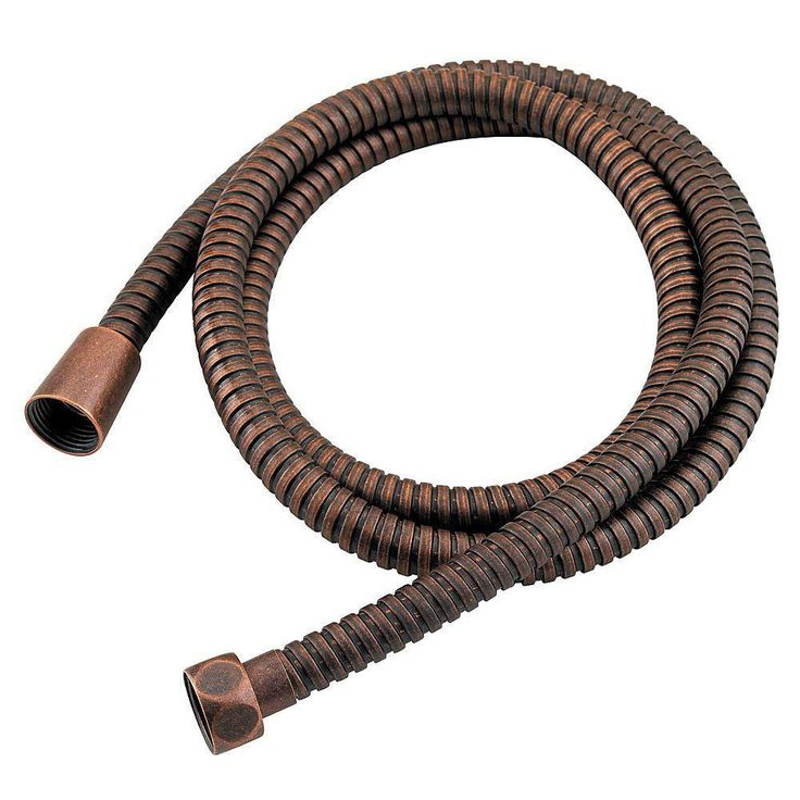 Price Pfister 16-Series Anti-Twist Shower Hose in Rustic Bronze 563356