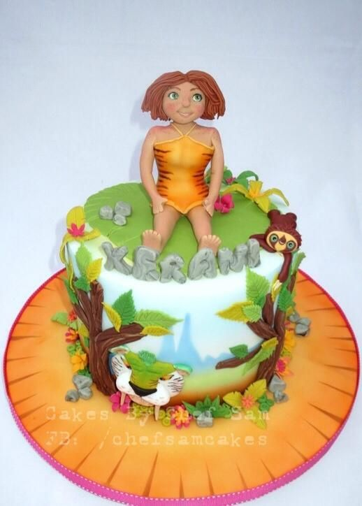 25 Best The Croods Party Images On Pinterest Birthday Party Ideas