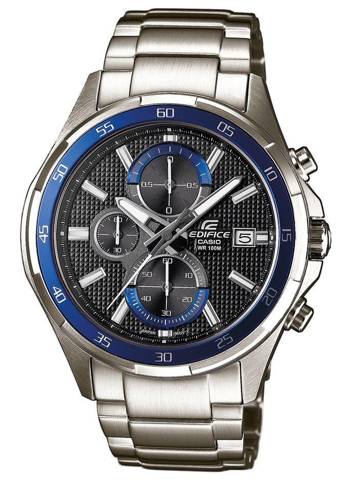 Herreur i god kvalitet fra Casio Watches - Casio Edifice EFR-531D-1A2VUEF