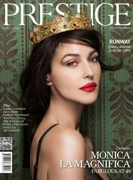 MONICA BELLUCCI: THE DOLCE & GABBANA QUEEN | Jetsetfashionmagazine.com - Fashion News, Fashion Trends, Runway Shows & More