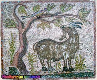 НЕОБЫЧНАЯ МОЗАИКА: мозаика из камня