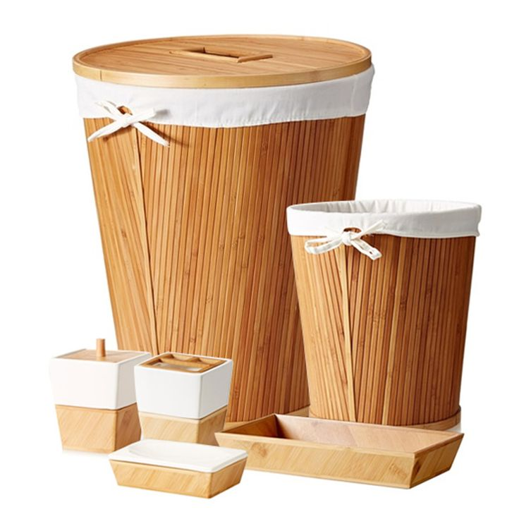Bathroom Accessories Bamboo top 25+ best bamboo bathroom accessories ideas on pinterest