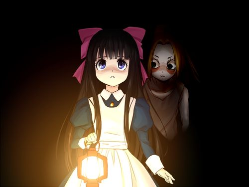 Mad Father - Mad Father Screen Shots. This game was anime in a game. Also this game was like a nightmare for me because of all the creepy looking dolls. Also a creepy family and nurse to top it all off.
