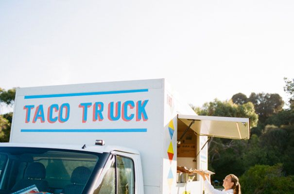 THERE'S AN IDEA: FOOD TRUCKS