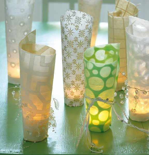 40 best wedding table decorations images on pinterest Cheap table decoration ideas