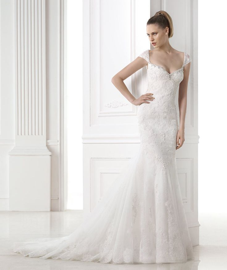 Popular Wedding dresses from the Fashion collection Pronovias