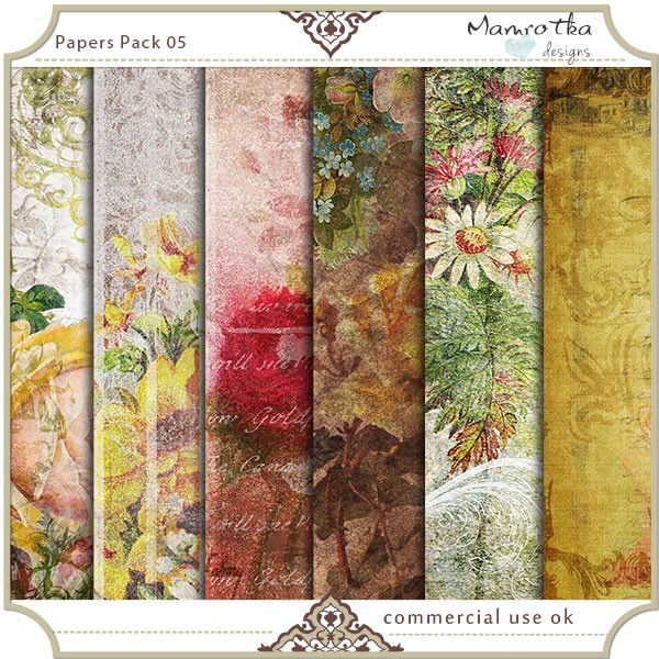 Papers Pack 05