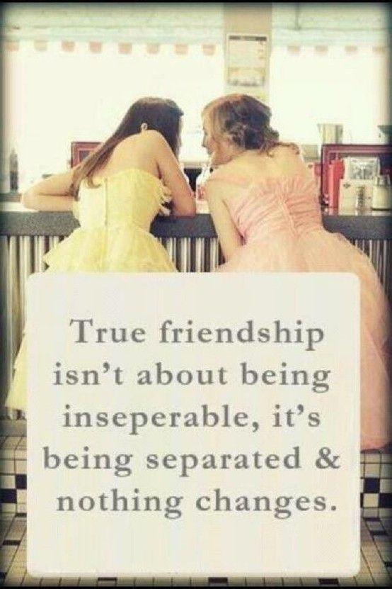 friendship :): True Friendship, Friendship Quotes Distance, Bestfriends, Bff, Quotes Friendship Distance, Best Friends Quotes Distance, Distance Friendship Quotes, Friendship Distance Quotes, Things