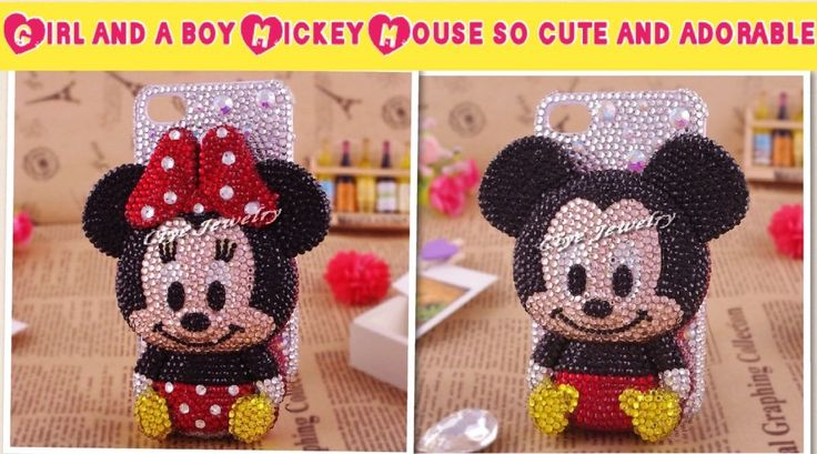 Cute girl and boy Mickey Mouse soooo damn adorable and so 3D looking also u can get this at Snapdeal.com, Amazon.com and EBay.com and many more for more cheaper and better deals