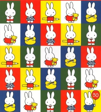Love Nijntje (Miffy)!
