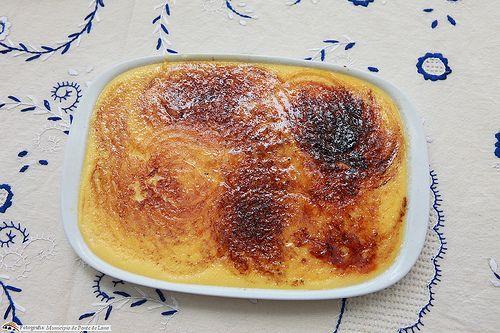 Leite Creme. Portuguese Milk Custard, Crème Brûlée in France, Crema Catalana in Spain, Trinity Cream or Cambridge Burnt Cream in England and Leite Creme in Portugal.