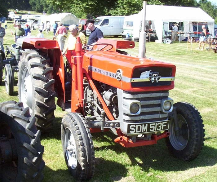 54 Best Images About Massey Ferguson On Pinterest
