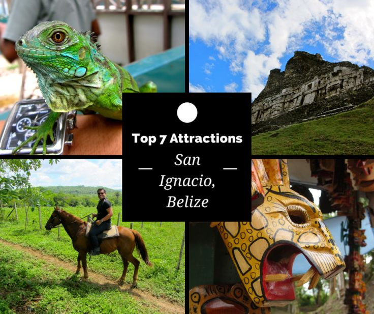 San Ignacio Belize: The Top 7 Cultural Attractions | Belize Travel Blog | Chaa Creek