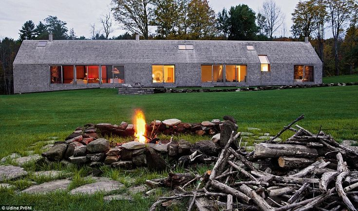 Rick Joy, Woodstock Farm Estate, Woodstock, Vermont, USA