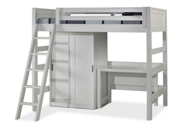 Cama Alta (CLEVER 606): 202,8cm(C) x 185cm(H) x 152,4cm(P) on Intercasa Móveis Infantis e Juvenis  http://www.intercasamoveis.com.br/moveis-infantis/camas/camas-altas/#sg1