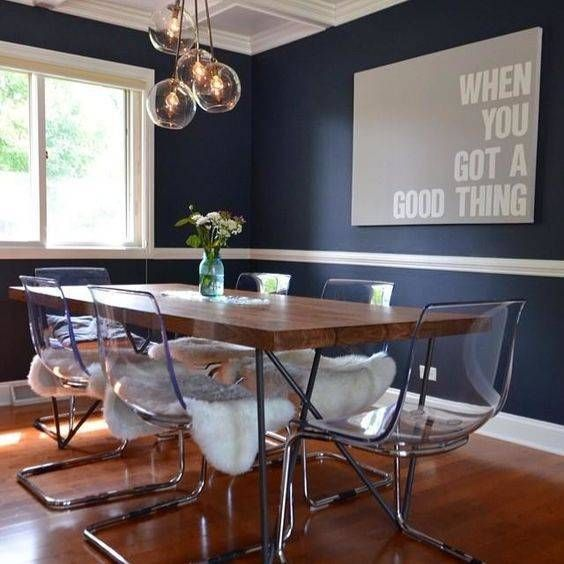 A Guide To Identifying Your Home Décor Style: Best 25+ Navy Dining Rooms Ideas On Pinterest