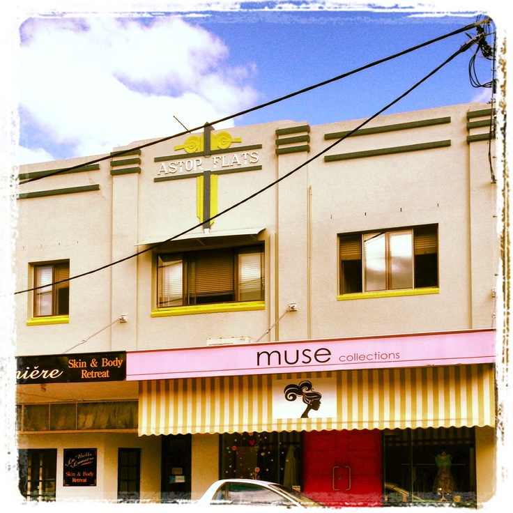 Muse Collections boutique in Murwillumbah , Tweed Heads area NSW