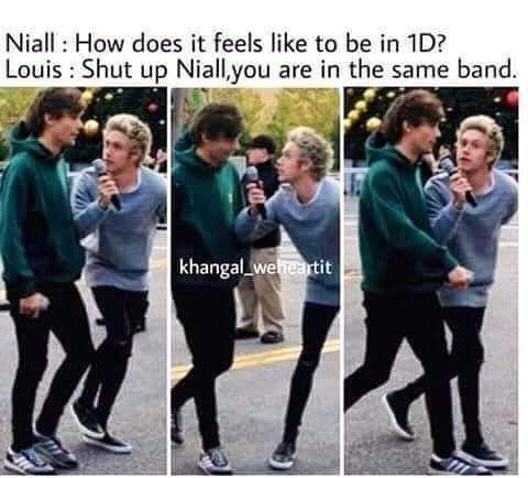 Lol, Niall :D
